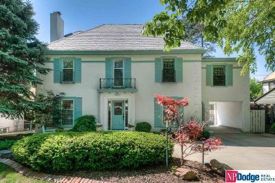 Omaha Single Family Home For Sale: 5327 Izard Street