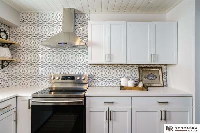 Omaha Single Family Home New: 12507 Crawford Road