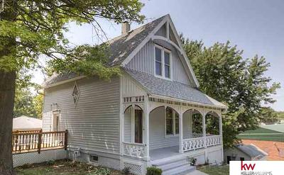 Plattsmouth Single Family Home For Sale: 222 S 6th Street