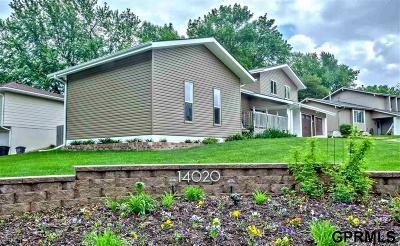Omaha Single Family Home For Sale: 14020 Polk Circle
