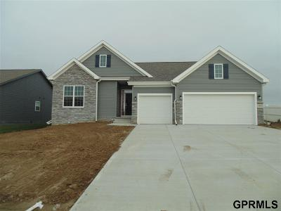 Papillion Single Family Home New: 6602 Harvest Drive