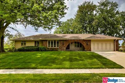 Omaha Single Family Home New: 5616 Oak Hills Drive