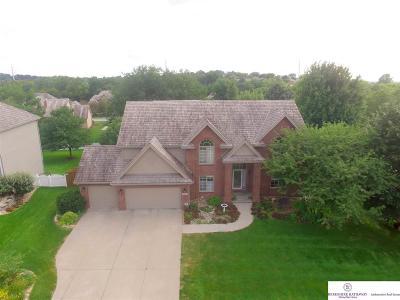 Omaha Single Family Home New: 15721 Grant Circle