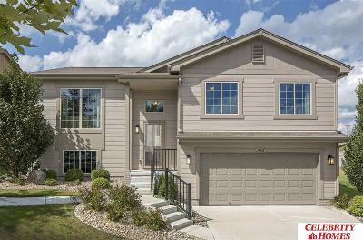 Omaha Single Family Home New: 8342 Hanover Street