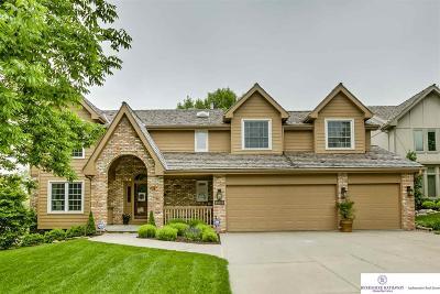 Omaha Single Family Home New: 15218 Lloyd Circle