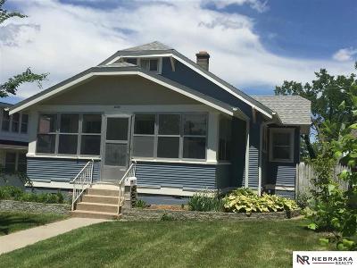 Omaha Single Family Home New: 4530 Pierce Street