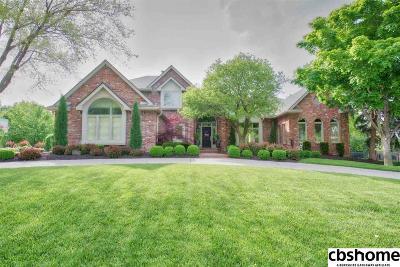 Omaha Single Family Home For Sale: 641 N 163 Street