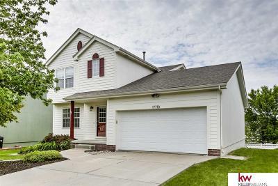Omaha Single Family Home New: 17710 Karen Street