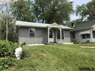 Omaha NE Single Family Home New: $95,900