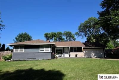 Omaha Single Family Home For Sale: 1645 S 76 Street