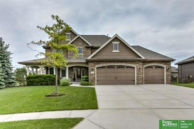 Papillion Single Family Home For Sale: 12367 S 81 Street