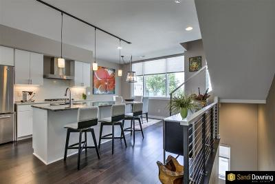 Omaha Condo/Townhouse For Sale: 1245 S 11 Street