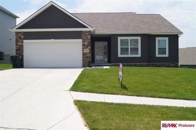 Gretna Single Family Home For Sale: 17221 Christensen Road