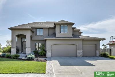 Papillion Single Family Home For Sale: 12536 S 81st Avenue