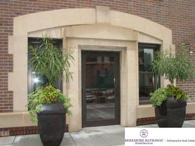 Omaha Condo/Townhouse For Sale: 105 S 9 Street #505