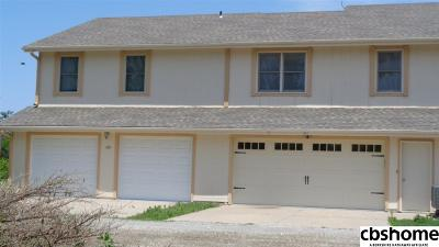 Plattsmouth Condo/Townhouse For Sale: 19911 Beach Road #106
