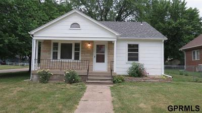 Wahoo Single Family Home For Sale: 558 W 8th Street