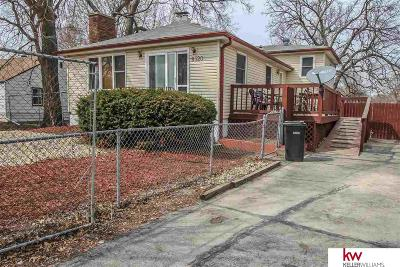 Single Family Home For Sale: 8320 Western Avenue