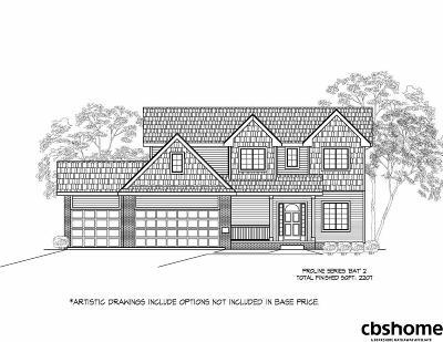 Gretna Single Family Home New: 513 Devonshire Drive