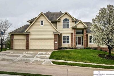 Omaha Single Family Home New: 17008 Oakmont Drive