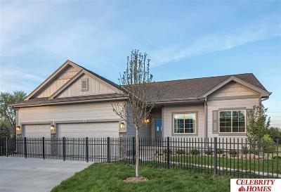 Gretna Single Family Home New: 8153 S 188 Street