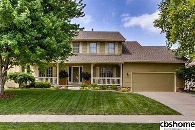 Omaha Single Family Home New: 17536 U Street