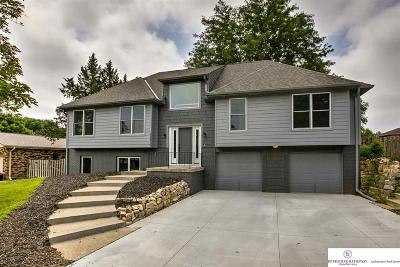 Omaha Single Family Home New: 12815 Drexel Street