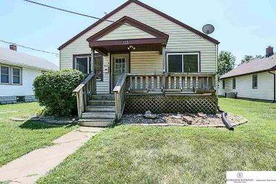 Council Bluffs Single Family Home New: 505 26th Avenue