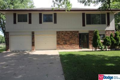 Omaha NE Single Family Home New: $168,000