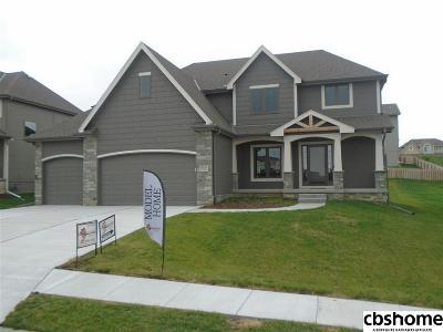 Gretna Single Family Home New: 8015 S 194th Street