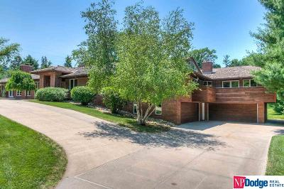 Omaha NE Single Family Home New: $1,350,000