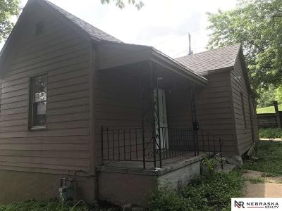 Omaha NE Single Family Home New: $40,000