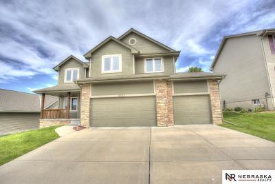 Omaha Single Family Home New: 2527 N 165 Avenue