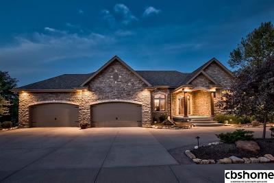 Omaha Single Family Home For Sale: 9723 Hazeltine Avenue