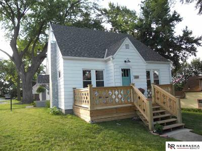 Plattsmouth Single Family Home New: 123 N 3rd Street