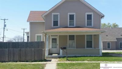 Pottawattamie County Single Family Home For Sale: 1606 High Street