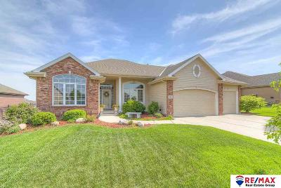 Papillion Single Family Home For Sale: 8046 Swallowtail Street