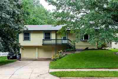 Omaha NE Single Family Home New: $215,000