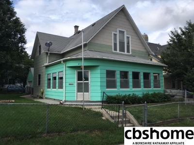 Omaha Single Family Home For Sale: 2116 J Street