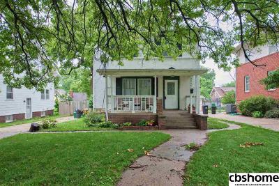 Omaha Single Family Home New: 2448 Fontenelle Boulevard