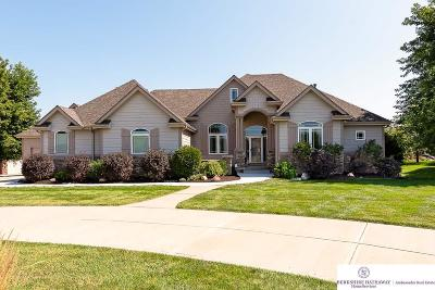Elkhorn Single Family Home Back On Market: 1202 Ranch View Lane