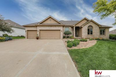 Omaha Single Family Home For Sale: 10105 S 173rd Circle