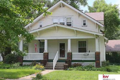 Saunders County Single Family Home For Sale: 613 S Vine Street