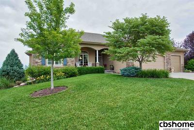 Papillion Single Family Home For Sale: 1402 Clearwater Circle