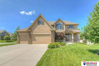 Papillion Single Family Home For Sale: 7660 Leawood Street