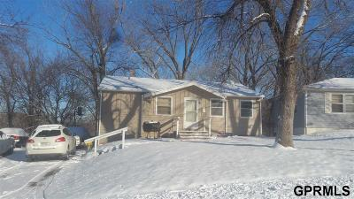Omaha Single Family Home For Sale: 7425 N 34 Street
