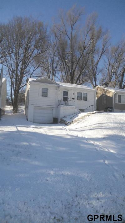 Omaha Single Family Home For Sale: 5516 N 35 Street