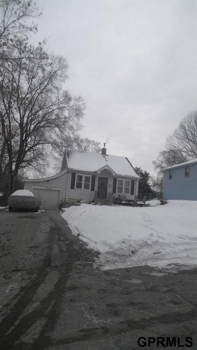 Omaha Single Family Home For Sale: 4125 N 61 Street