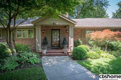 Omaha Single Family Home For Sale: 1718 S 108 Street