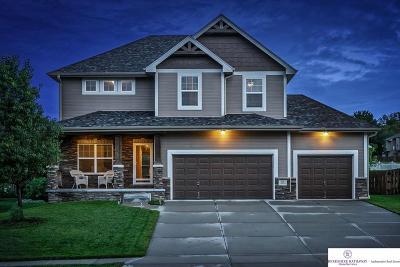 Papillion Single Family Home For Sale: 909 Knapp Drive